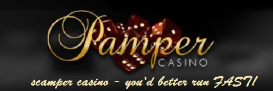 pamper casino huge scam casino