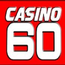 Casino60 scam site with fake slots.