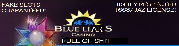 BlueLions scam casino warning!