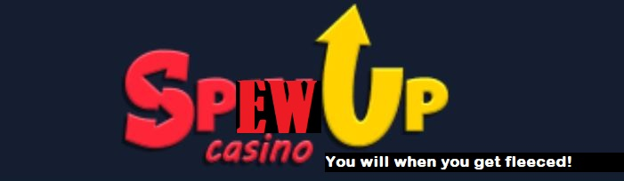 spinup casino scam warning
